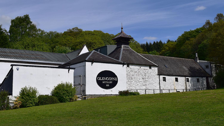 Επίσκεψη στο αποστακτήριο του Glengoyne